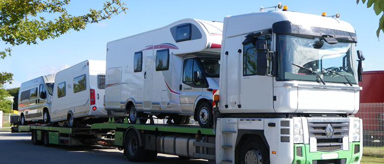 Transport de voitures neuves & d'occasion
