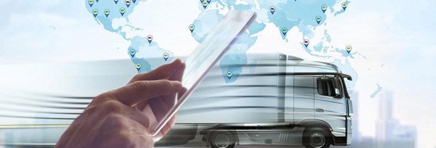 géolocalisation par GPS
