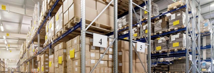 gestion d'un entrepôt